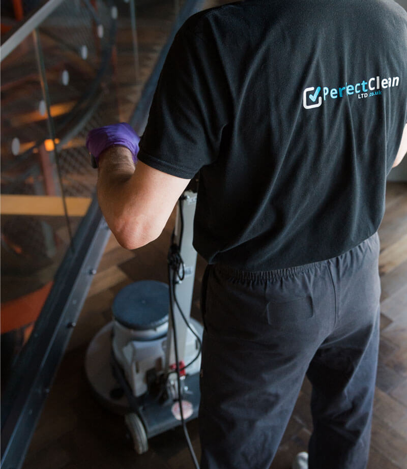 Office cleaning service in Scotland