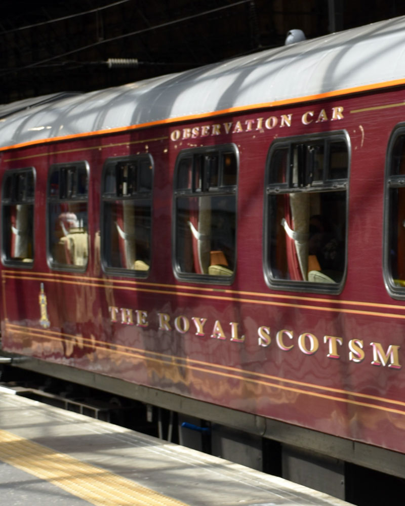 Train Cleaning Services in Scotland